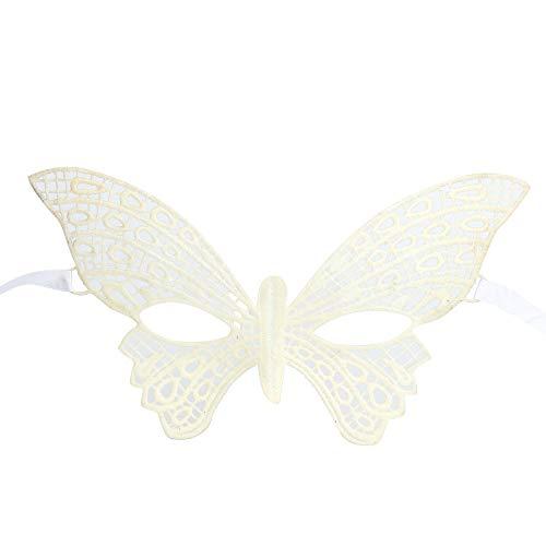 Tagether Halloween Maske 2018 Stereotyp Schmetterling Mädchen verkleiden sich Party-Zubehör Mode Verkleiden Sich Muster Geisterparty Festival Obligatorisch Perfekt FüR Die Ferienzeit Cosplay