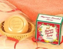 mysore-sandal-soap-with-pure-sandalwood-oil-150gm