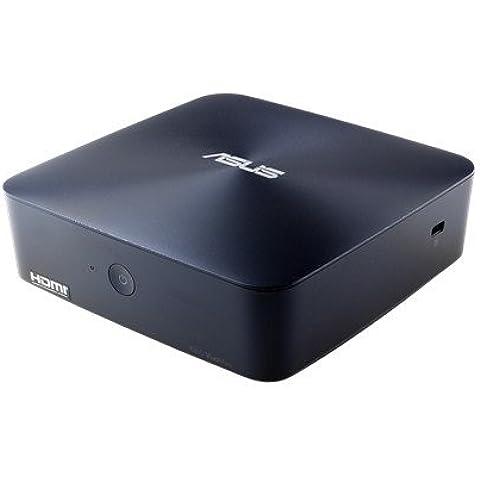 ASUS VivoMini UN45H - Ordenador de sobremesa (Intel Pentium N3700, 4 GB de RAM, Intel HD Graphics, con Windows 10