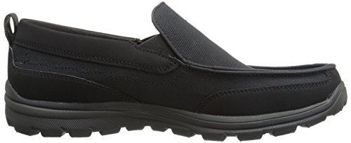 Skechers Superior-Faris, Chaussures de Sport Homme Black