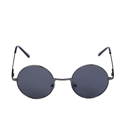 xinzhi Kindersonnenbrillen, Sonnenbrillen Fashion Goggles Uv Protection Sonnenbrillen für Jungen und Mädchen - Gun Grey
