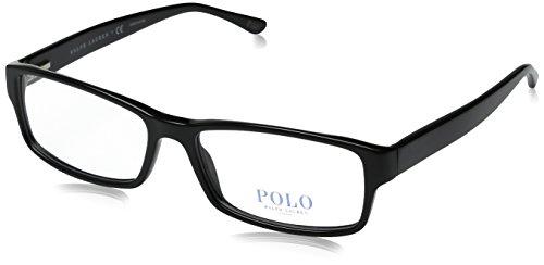 Ralph 0ph2065Monturas Gafas Black54 Lauren HombreNegroshiny De Para Polo BorCxWdeQ