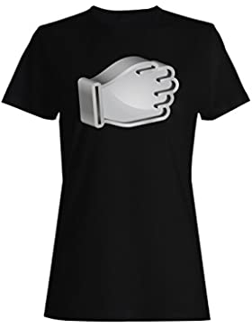 Thung up éxito novedad gracioso ganar camiseta de las mujeres b435f