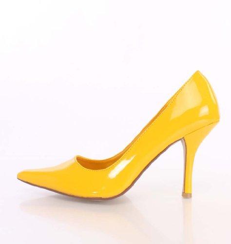 Fourever Funky, Sandali donna Giallo (giallo)