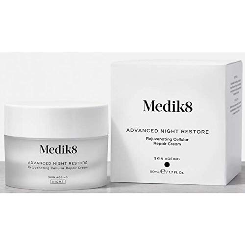 Medik8 - medik8 advanced night restore rejuvenating cellular repair cream 50ml - Cellular Night Repair Cream