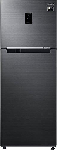 Samsung 415 L 3 Star Frost-free Double Door Refrigerator (RT42M5538BS/TL, Black Inox)