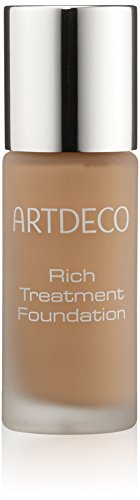 Artdeco Make-Up femme/woman, Rich Treatment Foundation Nummer 18 Deep honey, 1er Pack (1 x 20 ml)