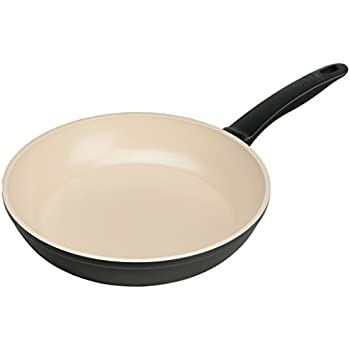 The 20 Cm Green Earth Frying Pan By Ozeri With Textured