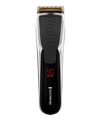 Remington HC7170 ProPower Titanium Ultra Haarschneider mit titanbeschichteten Klingen, ProPower-Motor, schwarz - Bild 5