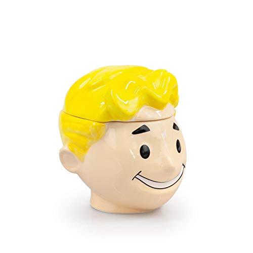 Fallout Vault Boy 3D Ceramic Cookie Jar