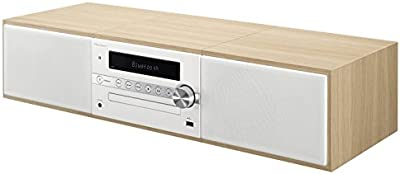 Pioneer X-CM56-W - Sistema casual micro con Bluetooth, color blanco