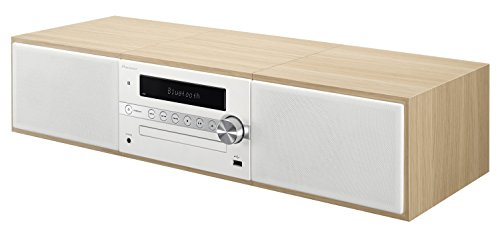 Pioneer X-CM56-W - Microcadena Hi-fi con Bluetooth , Color Blanco