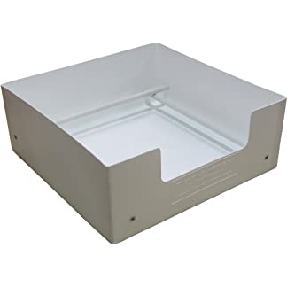 """Petnap Plastic Re-useable dog puppy whelping box (30"""" x 30"""" x 12"""" White) 10"""