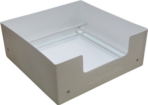 """Petnap Plastic Re-useable dog puppy whelping box (30"""" x 30"""" x 12"""" White) 1"""