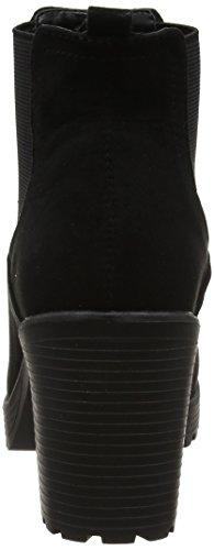 Dorothy Perkins Ladies Mintie Chelsea Boots Nero (nero)