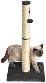 AmazonBasics Cat Scratching Post - Medium, Gray