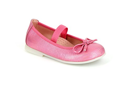 Pablosky 313971, ballerines mixte enfant Rose