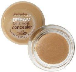 Correcteur - Dream Mousse Concealer - Dark 0-1 Latte - Gemey Maybelline