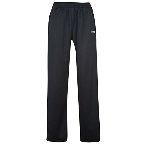 Slazenger Herren Workout Jogginghose Fitness Hose Trainingshose Sporthose Blau Extra Lge - Workout-hosen Für Männer