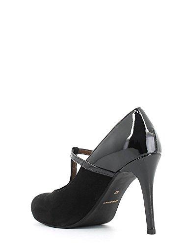 De Damen Sapatos Bombas Nero Graça aqcwxP