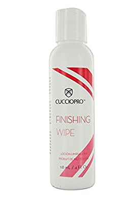 Cuccio Nail Professional Finishing Wipe An Application of Artificial Nails 118ml