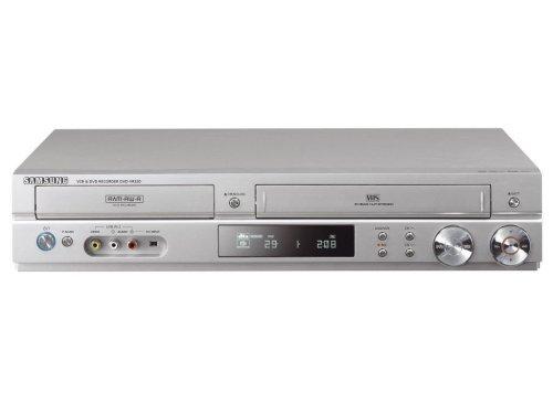 Samsung DVD-VR 320 E VHS- und DVD-Rekorder Kombination Silber