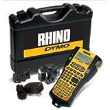 DYMO Rhinopro 5200LabelMaker Kit Adaptador para impresora y batería recargable para cintas de 6–19mm ref s0841390