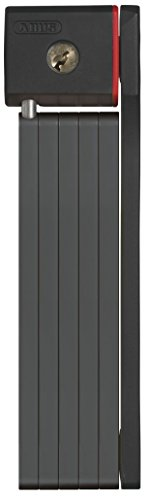 ABUS 5700 Ugrip Bordo Faltschloss, Black, 11273