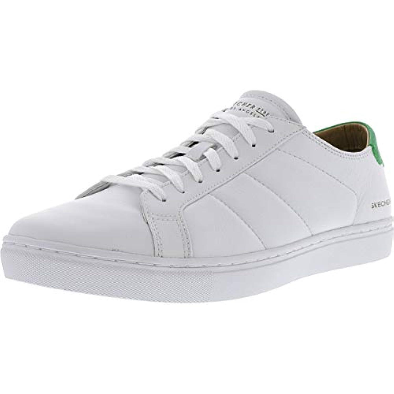 Skechers Homme Venice T-kinane Mode Sneakers - Blanc/Vert D (M) US - Sneakers B0778SW9VW - ca10ac