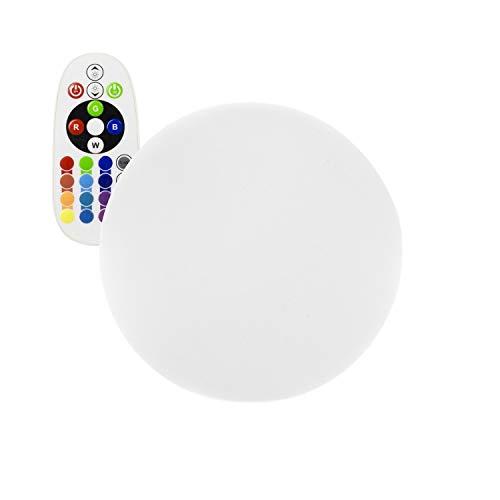 Esfera LED RGBW 30cm Recargable efectoLED