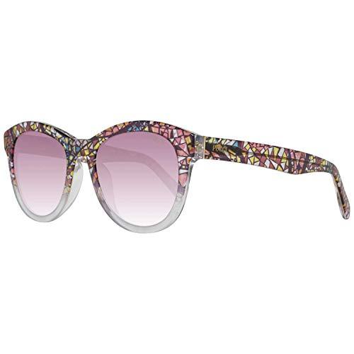 Emilio Pucci Sonnenbrille Damen Mehrfarbig
