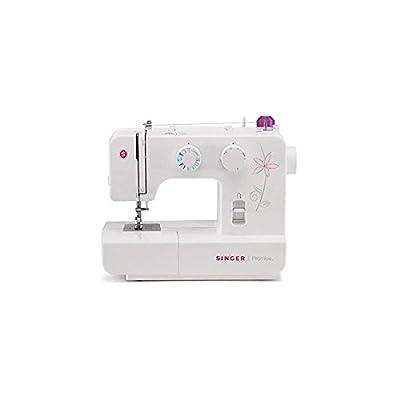 SINGER Promise 1412 - Máquina de coser (Eléctrico, Color blanco) de SINGER