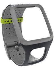 TomTom Komfort-Armband (schmal), dunkelgrau