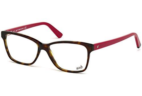 Web Damen WE5182 Sonnenbrille, Braun (Avelana/Altrosa), 53.0