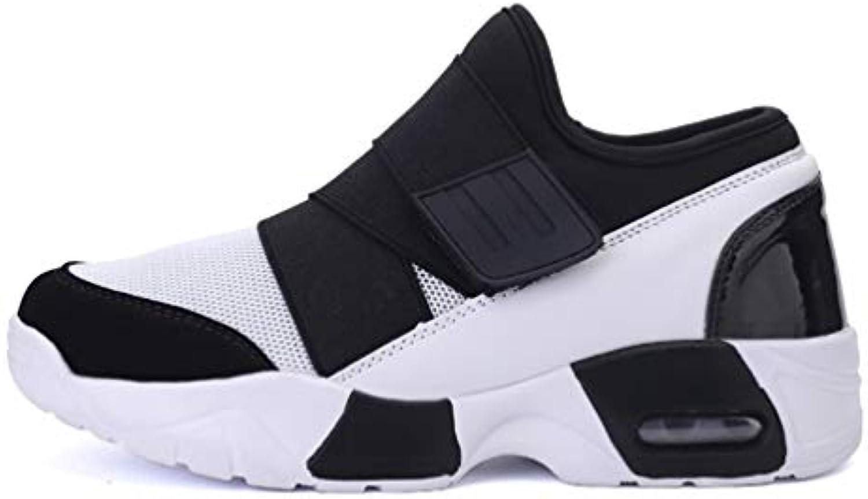 Hombres Zapatos Casuales Altura Transpirable Zapatos de Aumento  -