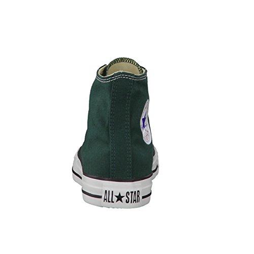 Converse Ctas Core Hi, Baskets mode mixte adulte vert forêt