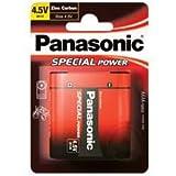 Panasonic Batterie Zink-Carbon 4,5V Block - Special Power