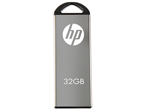 HP V220 USB Pendrive, 32GB, USB 2.0