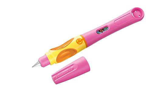 Pelikan 928036 Füllhalter griffix, Pink, für Rechtshänder, mit Drehkappe