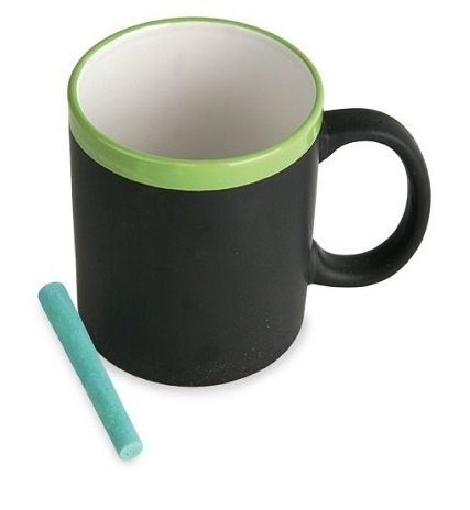 Taza cerámica Pizarra (Verde)