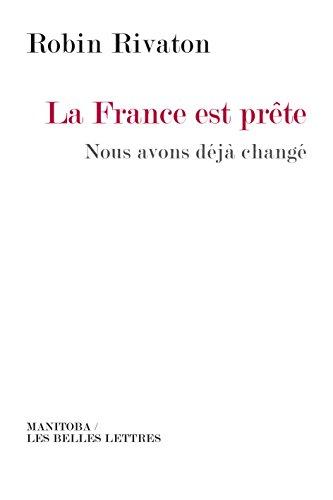 La France est prte: Nous avons dj chang