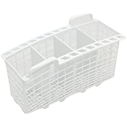 Indesit - Cubertero para lavavajillas, color blanco