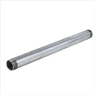 Stabilo-Sanitaer Rohrdoppelnippel 3/4 Zoll 26,9 x 2000 mm DN20 Rohrnippel verzinkt Langnippel Gewindenippel Doppelnippel Nippel Gewinderohr