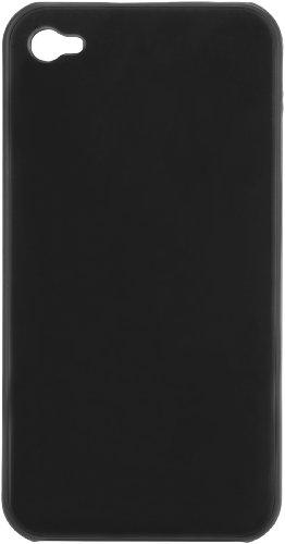 Ideal-Case Coque Rigide Ultra Slim pour iPhone 4 Cristal Noir