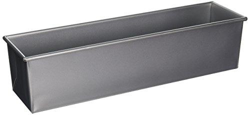 Focus Foodservice Commercial Bakeware Backform mit Zugman-Motiv, ca. 4,5 kg Pfanne 2 Pound silber -
