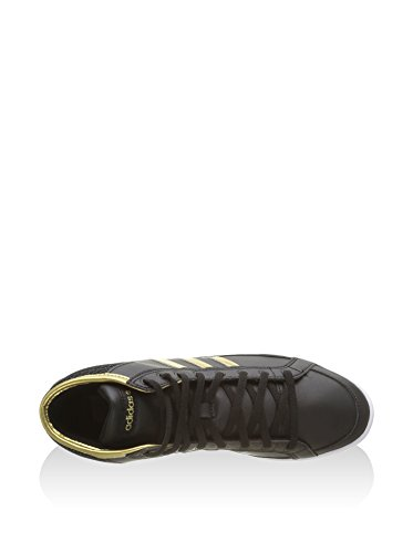 adidas Park Lx Mid W, Basket femme Noir