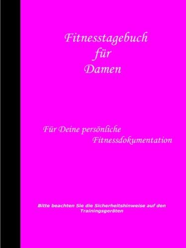 Fitnesstagebuch für Damen