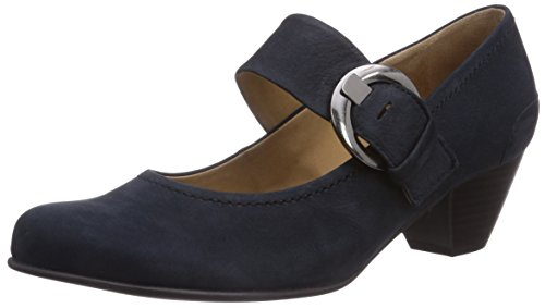 Gabor Shoes - Gabor, scarpe con tacco  da donna, Blau (Nightblue), 43