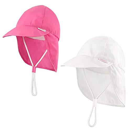 Mioloe Ni/ño Ni/ña Ni/ños Verano Sombrero para el sol Protecci/ón UV Ni/ño Ni/ños Playa Viaje Mar Pescador Sombrero al aire libre