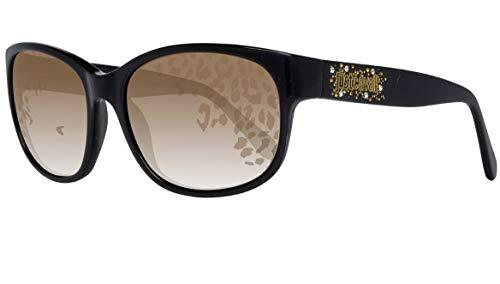 Just Cavalli Damen JC496S 01G Sonnenbrille, Schwarz, 59